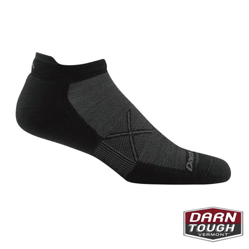 【美國DARN TOUGH】男羊毛襪VERTEX TAB跑步襪(2入隨機)