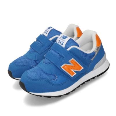 New Balance 慢跑鞋 IO313RBW 寬楦 運動 童鞋
