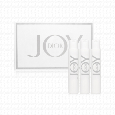 Dior迪奧 JOY BY DIOR 香氛針管香水1mlx3