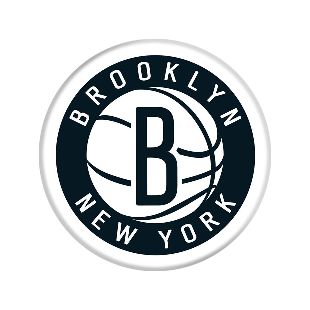 PopSockets X NBA泡泡騷 多功能手機支架 籃網隊