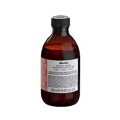 Davines 達芬尼斯(特芬莉) 公司貨 色彩鍊金師系列 鍊金古銅洗髮露280ML