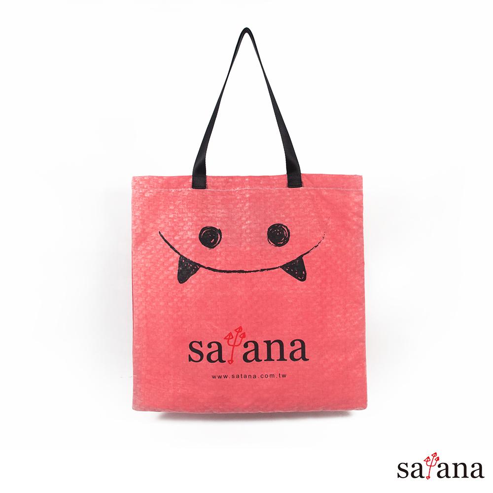 satana - Soldier 小惡魔購物袋 - 歡喜玫瑰