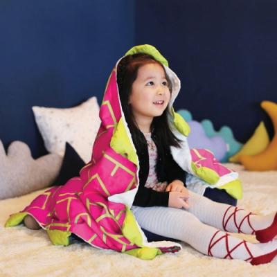韓國 【MONSTER PARK】小怪獸寶貝毯(粉紅怪獸毯、水藍怪獸毯)