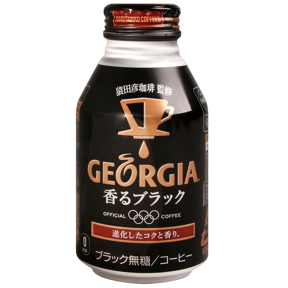 可口可樂 GEORGIA咖啡-Black(260ml)