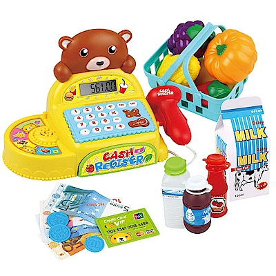 小熊電動收銀機 35561