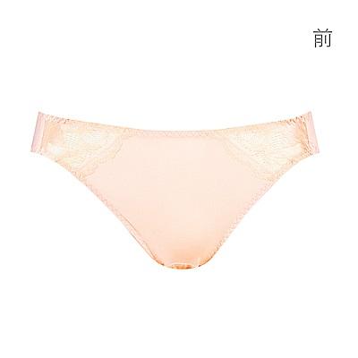 蕾黛絲-超值嚴選 優雅女伶搭配低腰內褲 M-EL(輕甜粉)