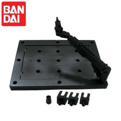 日本BANDAI萬代 ACTION BASE 3 可動鋼彈模型支架比例1/144