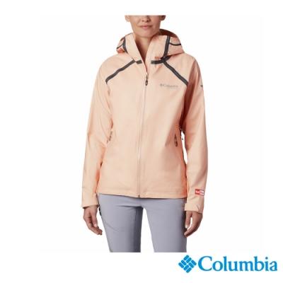 Columbia 哥倫比亞 女款- 鈦OutDry 防水外套 UWR02020