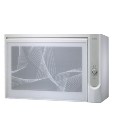 (全省安裝)櫻花懸掛式臭氧殺菌烘碗機60cm烘碗機白色Q-600CW