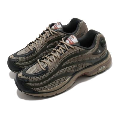 Reebok 慢跑鞋 Premier Pump Paris 男鞋 輕量透氣 舒適避震 路跑 健身 球鞋 咖啡 灰 FY3034