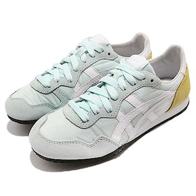 Asics 慢跑鞋 Serrano 運動 女鞋