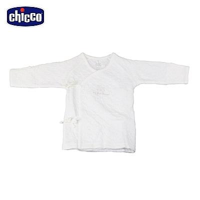 chicco-夾棉肚衣-米(3-6個月)