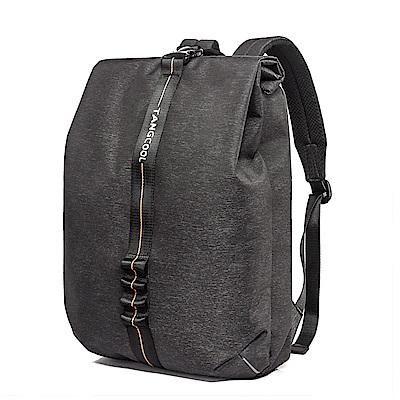 leaper大開口個性時尚防盜USB充電15.6吋電腦後背包