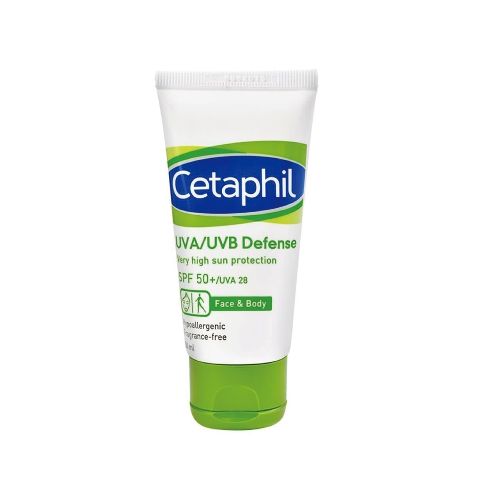 Cetaphil舒特膚 極緻全護低敏防曬霜 50ML