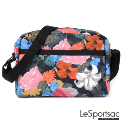 LeSportsac - Standard側背隨身包(花團錦簇)