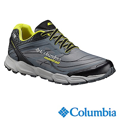 Columbia 哥倫比亞 男款-Outdry防水野跑鞋 UBM46340