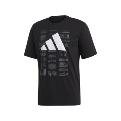 adidas T恤 Athletics Pack Tee 男款