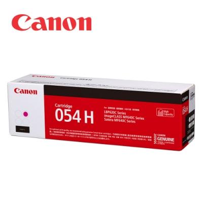 CANON CRG-054H M 原廠紅色高容量碳粉匣