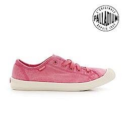 Palladium Flex Lace帆布休閒鞋-女-粉