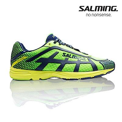 Salming DISTANCE 5 男訓練慢跑鞋 綠