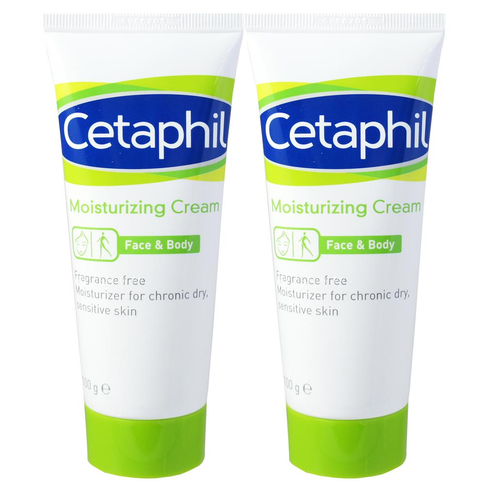 Cetaphil舒特膚 長效潤膚霜100g(2入特惠)