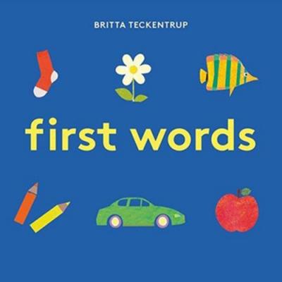First Words 單字找找硬頁書