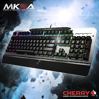 B.Friend MK5A Cheery紅軸RGB發光遊戲鍵盤