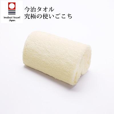白雲HACOON 今治雲上毛巾 (奶油黃)