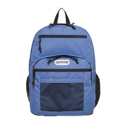 【OUTDOOR】率性學院-14吋筆電後背包-薰衣草紫 OD291102LR