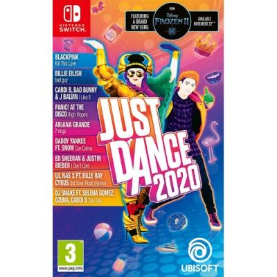 舞力全開 2020 Just Dance 2020 - NS Switch 中英文歐版