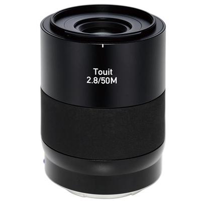 蔡司 Zeiss Touit 2.8/50M 公司貨 For E-mount