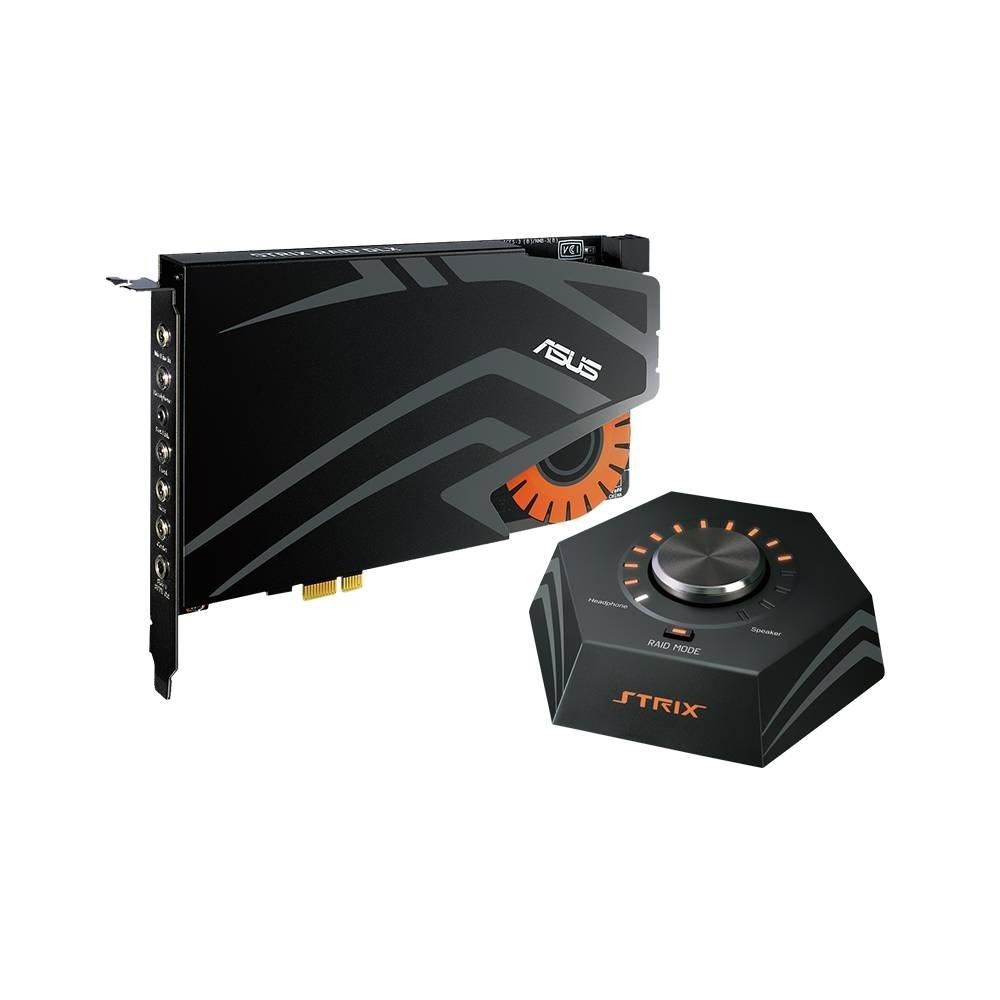 ASUS STRIX RAID DLX 內接式音效卡