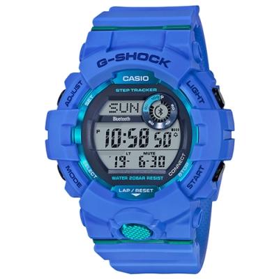 G-SHOCK 藍牙連線鍛鍊分析運動錶(GBD-800-2)-48.6mm