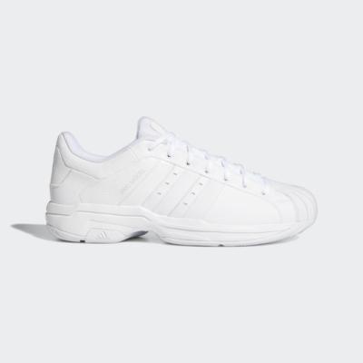 ADIDAS Pro Model 2G Low 男籃球鞋-白-FX7099