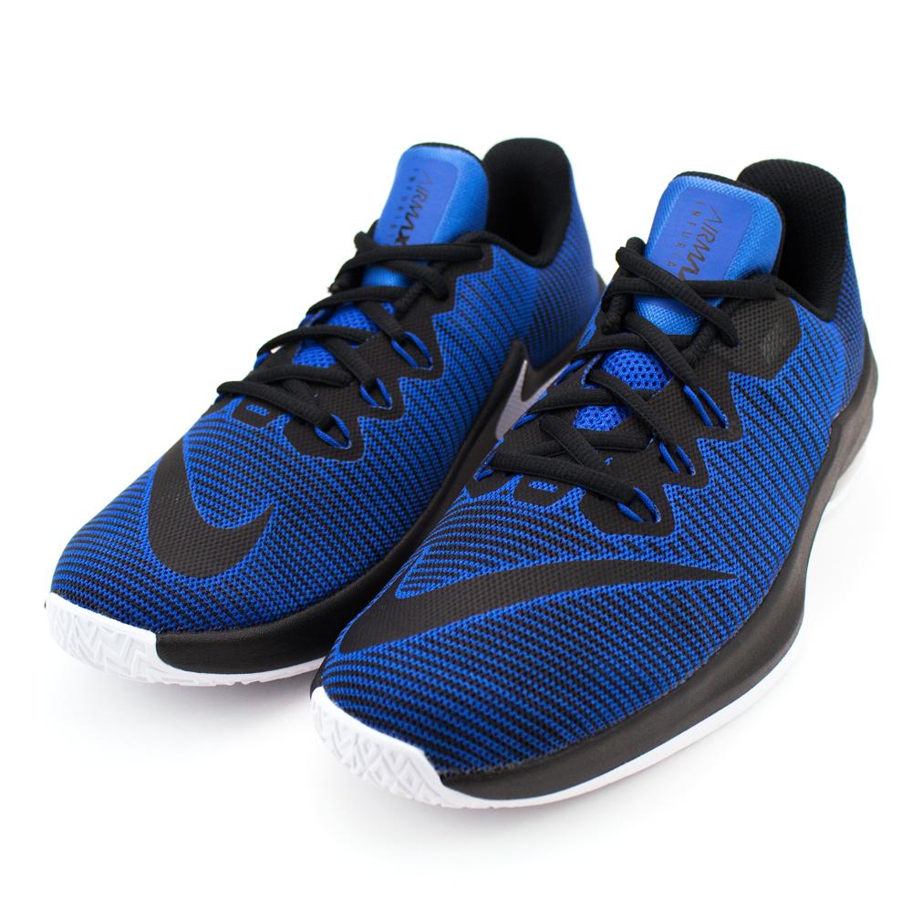 NIKE-AIR MAX 女籃球鞋943810400-藍