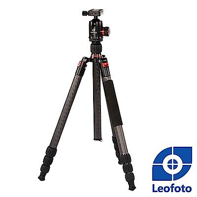 Leofoto徠圖-碳纖維三腳架(含雲台)-LT324+DB46