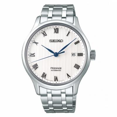 SEIKO Presage質感品味設計機械錶4R35-02S0S/SRPC79J1