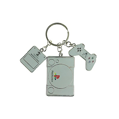 (預購)PlayStation 珍藏鑰匙圈