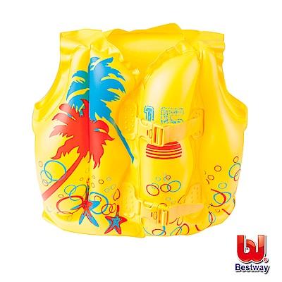 凡太奇 Bestway 熱帶風兒童充氣游泳背心/助浮背心 32069 - 速