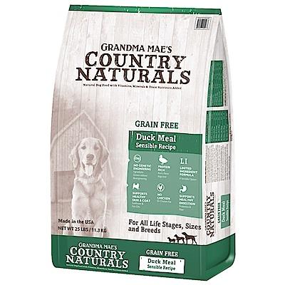 梅亞奶奶 低敏無穀鄉村鴨 全齡犬配方 25磅