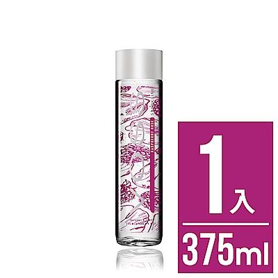 VOSS芙絲 挪威覆盆莓玫瑰風味氣泡水(375ml)