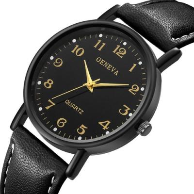 Geneva 日內瓦-典雅風格官方旗艦數字手錶(4色任選)