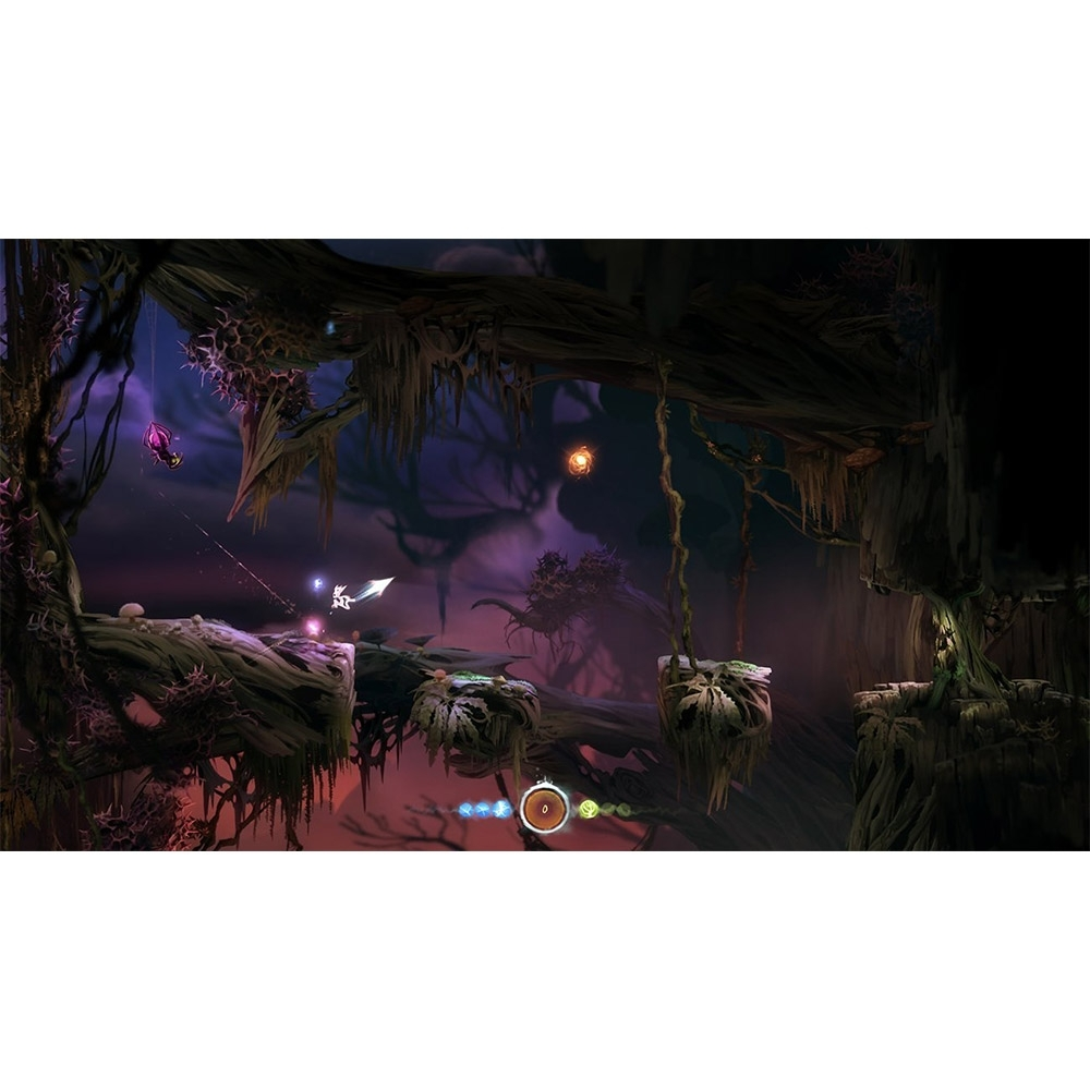 聖靈之光 決定版 Ori and the Blind Forest Definitive Edition - NS Switch 中英日文美版
