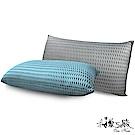精靈工廠 4D透氣銀離子抑菌獨立筒枕