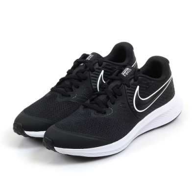 NIKE STAR RUNNER 2 GS-女 AQ3542-001