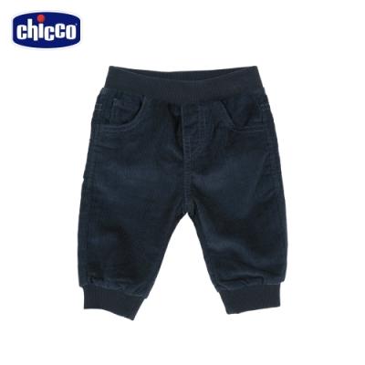 chicco-To Be BB-細條絨休閒束口長褲