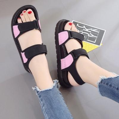 KEITH-WILL時尚鞋館 獨家價美型運動涼鞋-粉