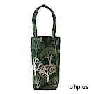 uhplus 隨行環保飲料袋(長版)- 槐樹花(綠)