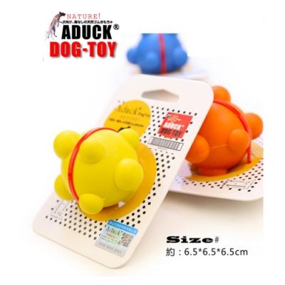 dyy》犬橡膠食物誘導彈力球(顏色隨機出貨)