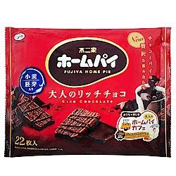 不二家 特濃巧克力大千層派(162.8g)